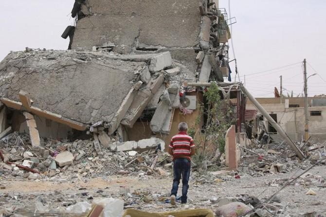 BM koalisyon güçlerinin Rakka'daki sivil katliamlarını kınadı