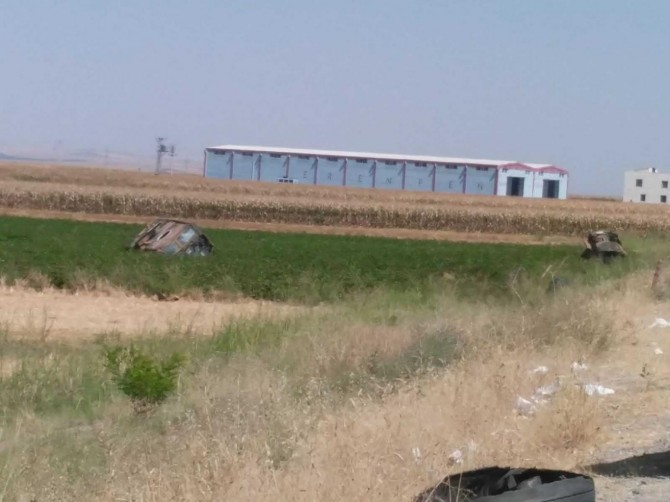 Diyarbakır-Bismil Karayolunda patlamanın olduğu bölgede ikinci bomba bulundu