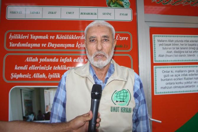 Umut Kervanı Adana'da 2 bin aileye kurban eti ulaştırmayı hedefliyor