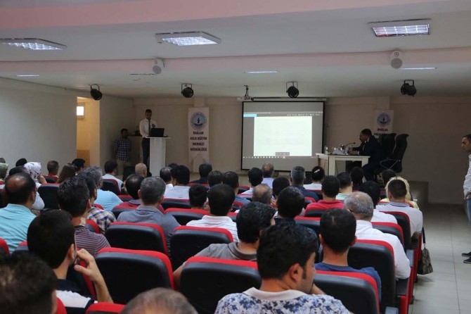Diyarbakır'da yenilenen eğitim programı tanıtım semineri gerçekleştirildi