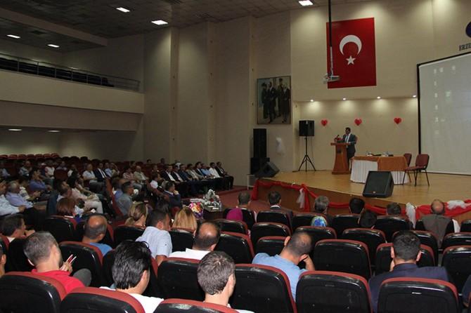 Erzurum'da 'Milli Eğitimde Değişen Müfredat' toplantısı