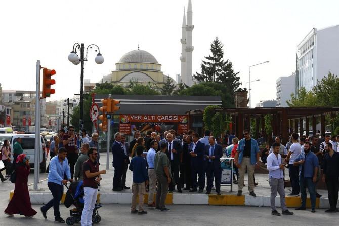 Van Dabbaoğlu Parkı yenileniyor