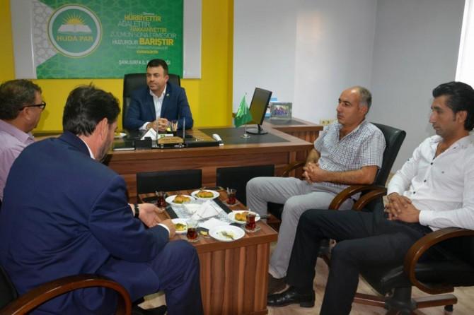 """""""Herkesi Kürt halkının referandumda ortaya koyacağı iradeye saygılı olmaya davet ediyoruz"""""""