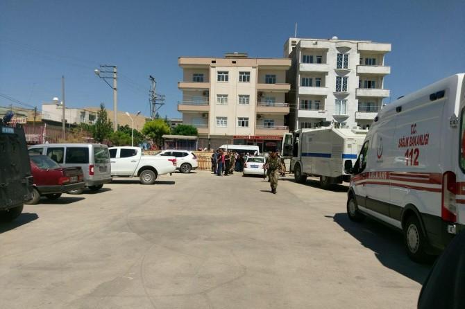 Mardin Dargeçit'te iki aile arasında kız kaçırma kavgası: 14 yaralı