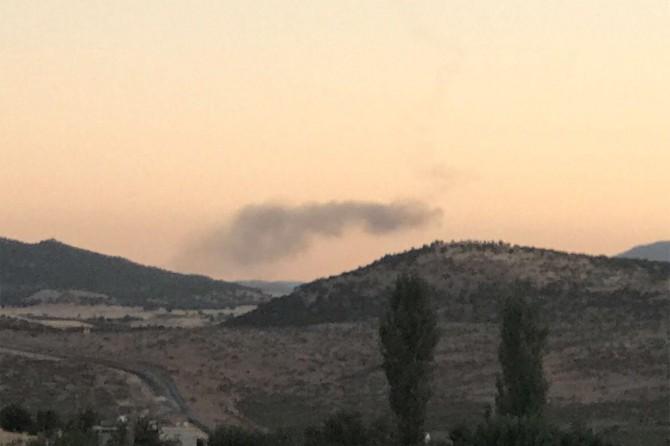 Lice Duru jandarma karakoluna bombalı saldırı