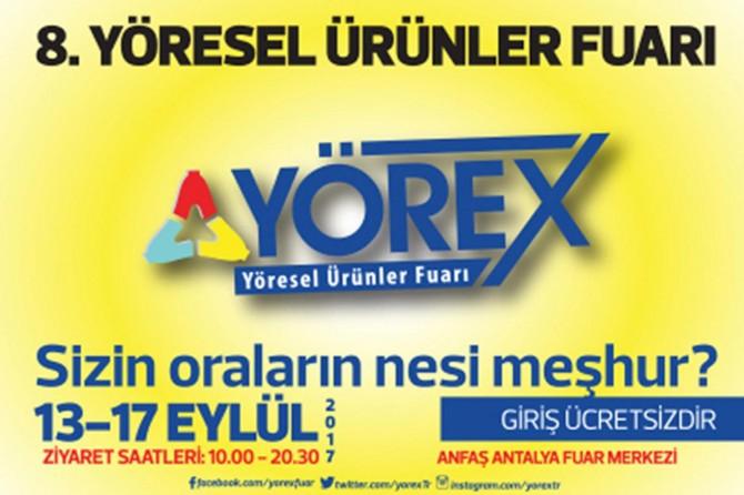 Van Büyükşehir Belediyesi YÖREX 2017'de yerini alacak