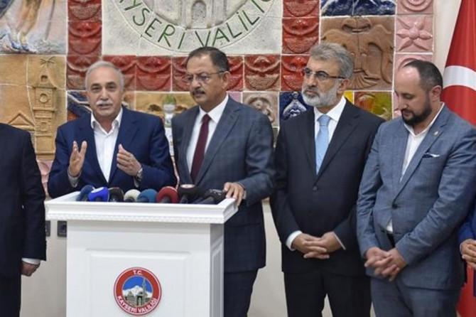 Bakan Fakıbaba'dan fındık üreticilerine: Bütün ürünleri alacağız