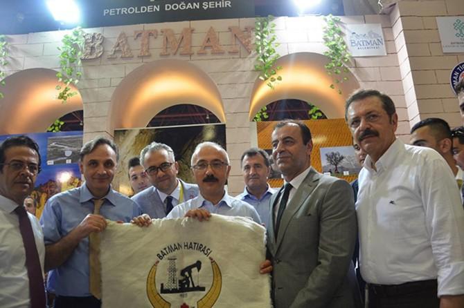 Güneydoğu'nun yöresel ürünleri Antalya'da tanıtıldı
