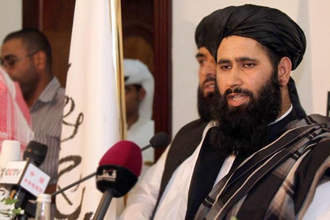 """""""Taliban'ın hedefi İslam ülkelerine karşı değil işgalcilere karşı savaşmaktır"""""""