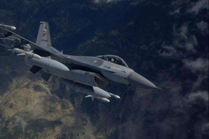 Hakkari Çukurca'da İHA ile tespit edilen 4 PKK'li öldürüldü
