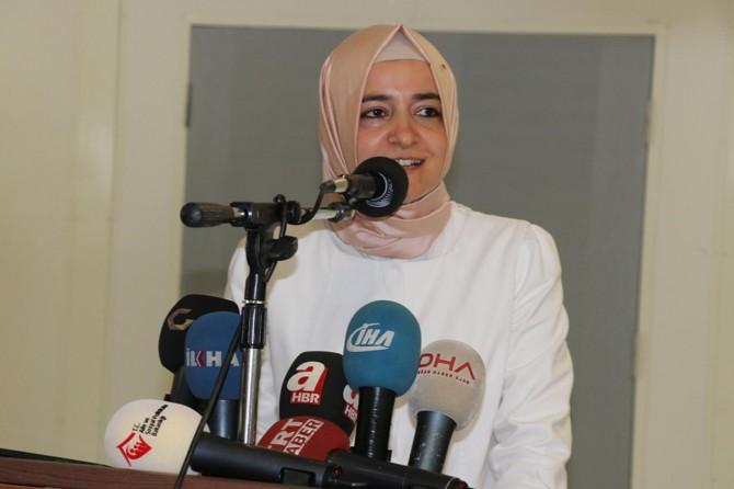 Aile Sosyal Politikalar Bakanı Gaziantep'te