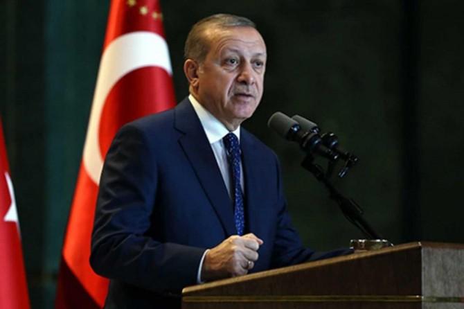 Erdoğan: Tezkere çıkarsa süreç farklı ilerleyecek