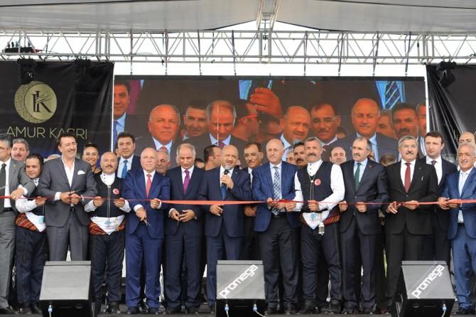 Erzurumlular Ankara'da sıla hasreti giderdi
