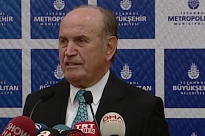 İBB Başkanı Kadir Topbaş görevini bıraktı