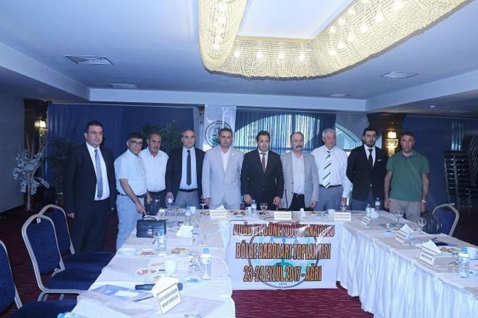 """Doğu ve Güneydoğu bölge barolarından """"Viranşehir"""" açıklaması"""