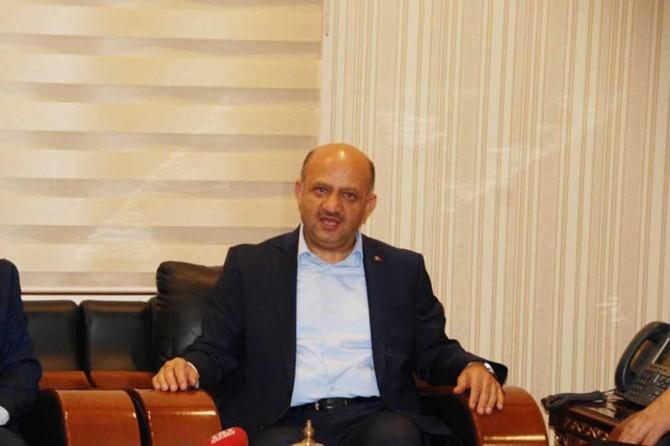 Başbakan Yardımcısı Işık Irak Kürdistan Bölgesindeki referanduma ilişkin konuştu