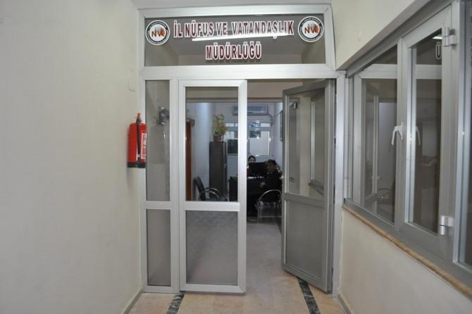 Nüfus ve vatandaşlık hizmetlerinde e-Devlet uygulaması başladı