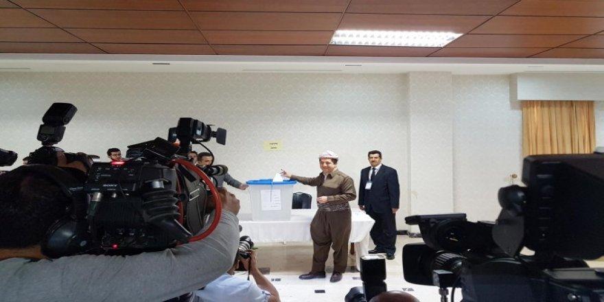 Irak Kürdistan Bölgesindeki seçimler ertelendi