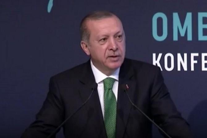 Cumhurbaşkanı Erdoğan: Referandumu yok hükmünde kabul ediyoruz