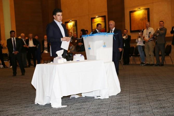 Başbakan Barzani: Referandum Türkiye için bir tehdit faktörü değil