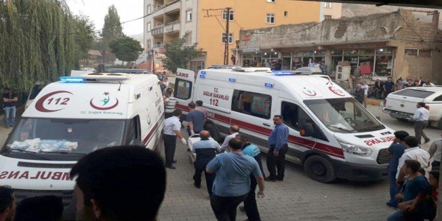 Hakkari'de patlama: Bir asker hayatını kaybetti
