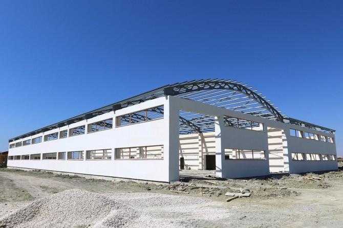 Van'da 5 milyon TL'lik terminal inşa ediliyor