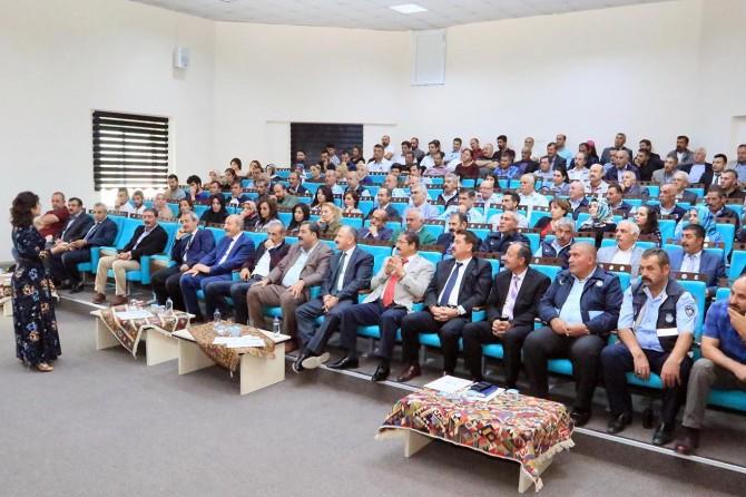 Van Büyükşehir Belediyesi personeline eğitim