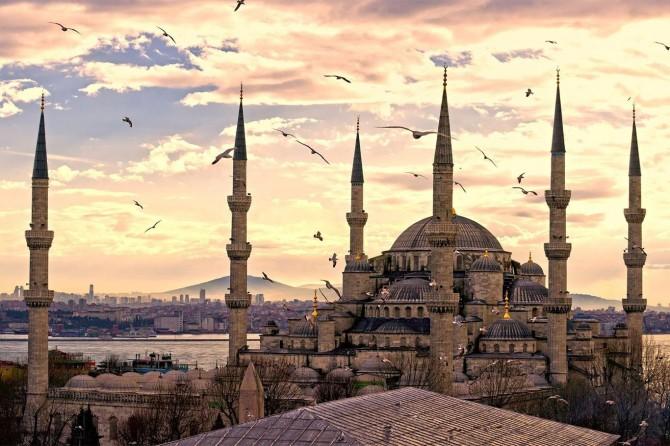 """""""Medeniyetimizin inşasında caminin büyük bir önemi var"""""""