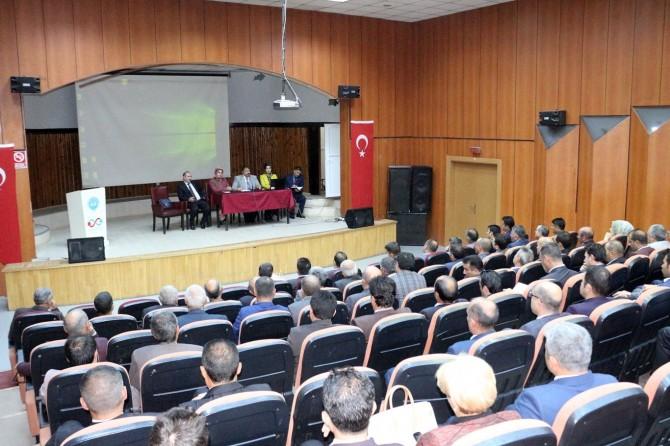 Ağrı'da okul müdürleri toplantısı yapıldı
