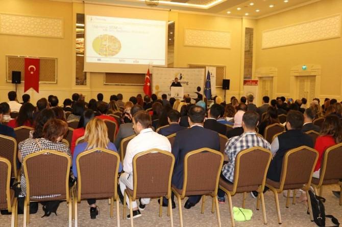 """Gaziantep'te """"eTwinning Bölgesel Çalıştayı"""" yapıldı"""