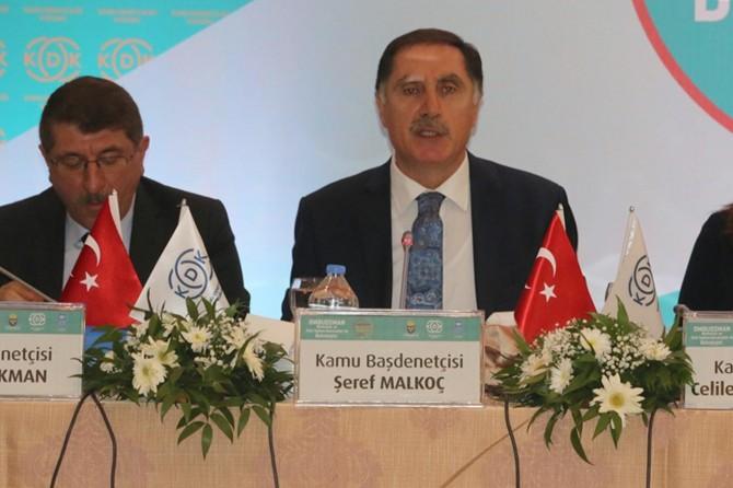 Kamu Başdenetçisi Malkoç: Mahkemelerin yükünü azaltıyoruz
