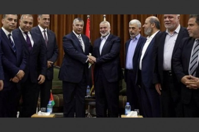 Hamas agrees with Fatah in Cairo