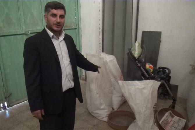70 bin liralık fıstığı çalınan vatandaş yetkililere çağrıda bulundu