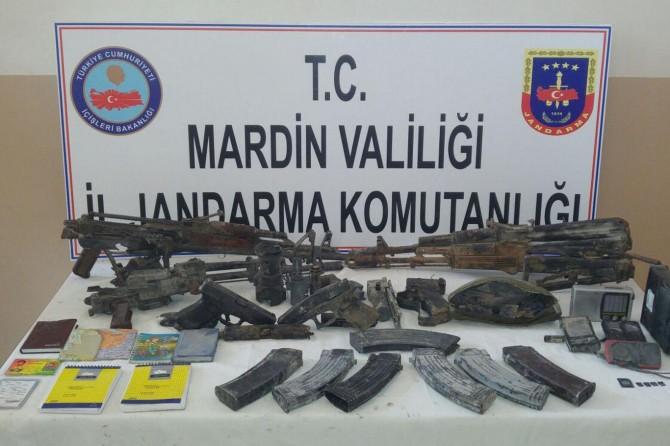 Mardin'de öldürülen 6 PKK'linin kimliği belirlendi