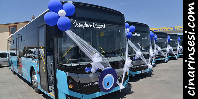 Diyarbakır Büyükşehir Belediyesi Otobüs Saatleri