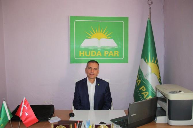 """""""HÜDA PAR gönüllerde yer etmesi gereken bir partidir"""""""