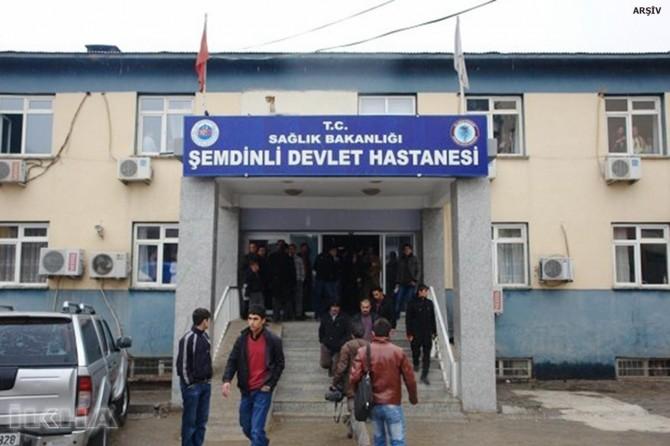 Şemdinli'de uyarı ateşi isabet eden kişi hayatını kaybetti