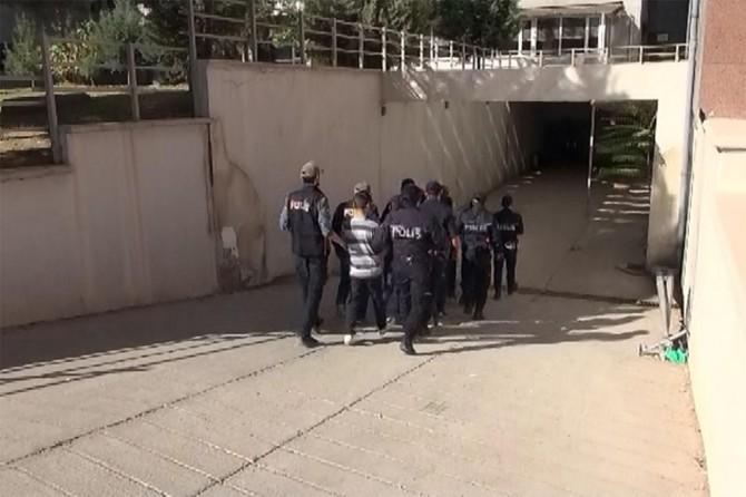 Gaziantep'te PKK operasyonu: 4 tutuklama