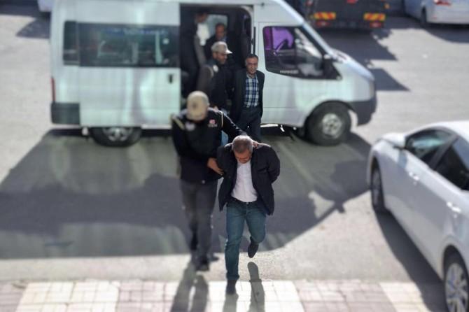 Van'da PKK operasyonu: 8 gözaltı
