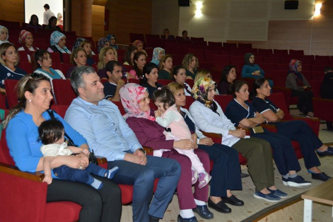 """Diyarbakır'da """"Anne Sütü ve Önemi"""" eğitimi"""