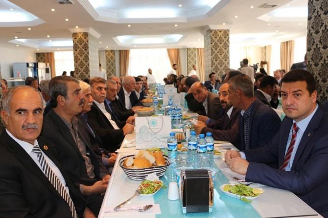 Mardin'de 'Muhtarlar Günü' programı