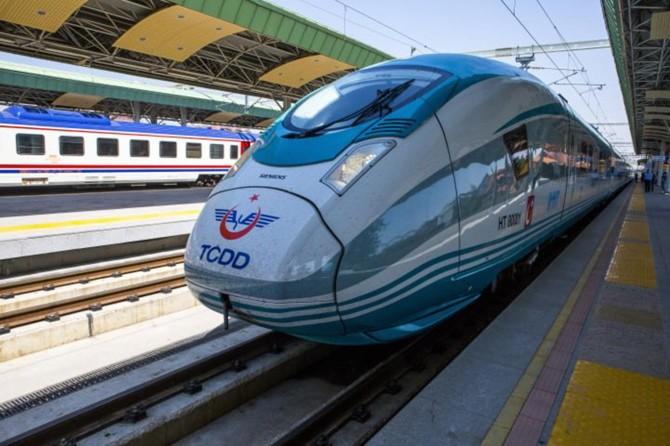 Mardin'e hızlı tren müjdesi