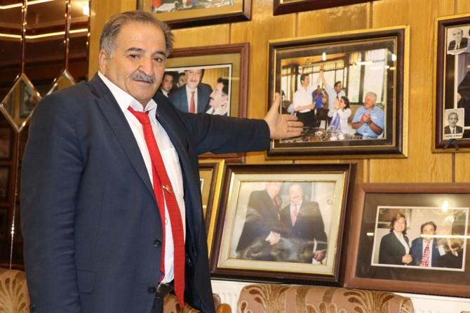 Gaziantep'te 40 yıldır aynı mahallenin muhtarlığını yapıyor