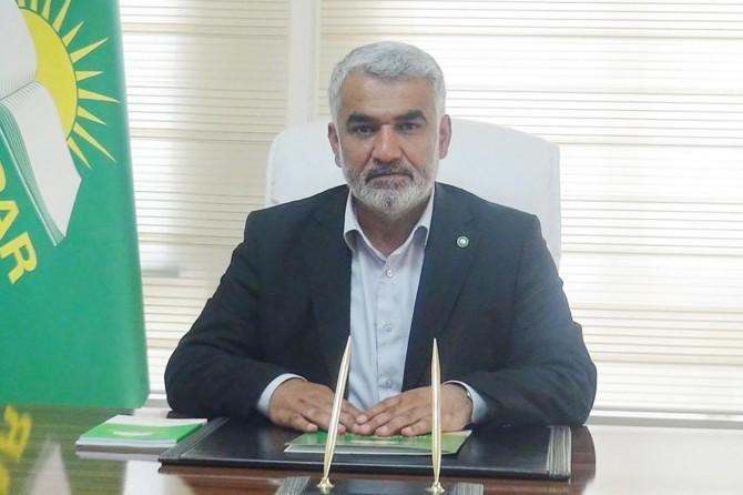 Yapıcıoğlu'dan Şeyh İrfan Ali Abdulaziz'e taziye telefonu