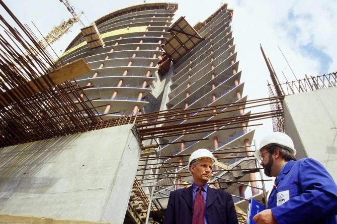 Bina inşaatı maliyet endeksi arttı