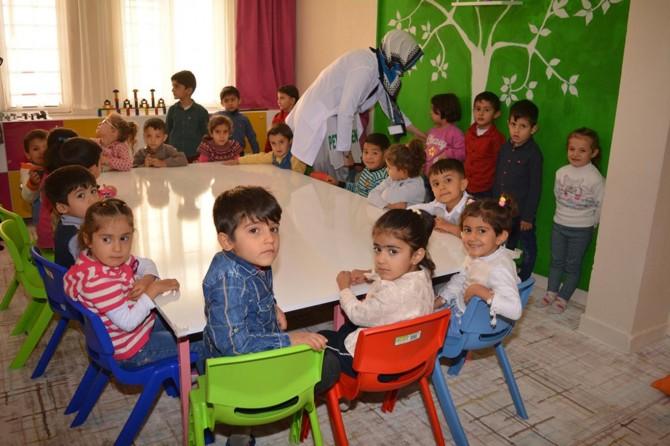 4-6 yaş çocuklara yönelik Kur'an kursu açıldı