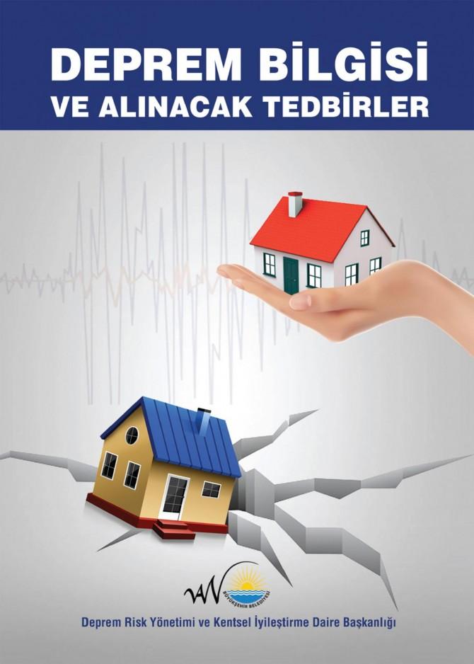 """Van Büyükşehir Belediyesinden """"Deprem Bilgisi ve Alınacak Tedbirler"""" kitabı"""