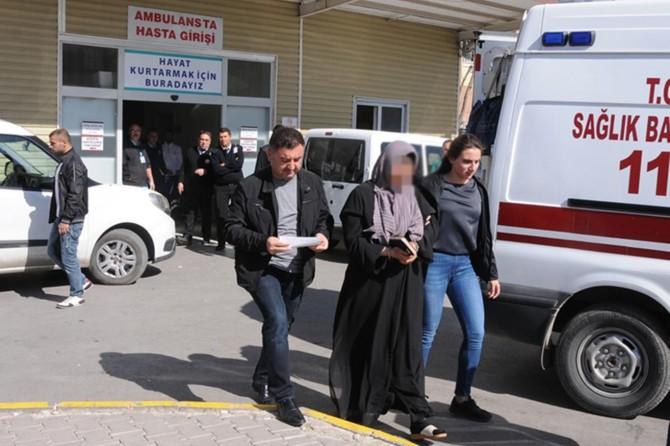 Gaziantep'te eski eşinin babasını bıçaklayarak öldürdü