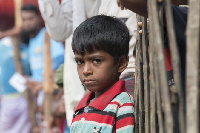 UNICEF: 320 binden fazla Arakanlı çocuğun yaşamı tehdit altında