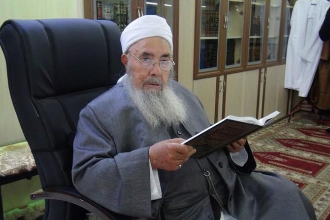 Şêx Seyîd Muhammed Maruf rehmet kir